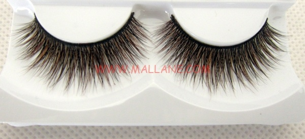 Fox Hair Strip Lashes LFM006