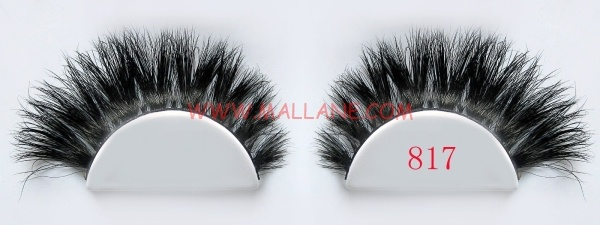 Horse Hair Strip Lashes 817