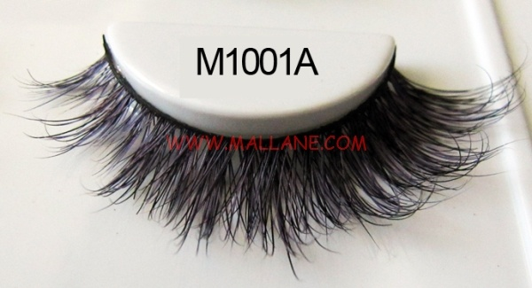 Luxury Sable Fur Strip Lashes M1001A