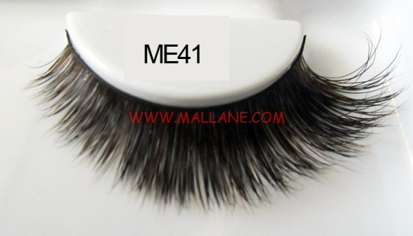 Luxury Sable Fur Strip Lashes ME41