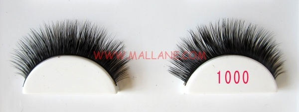 Real Mink Strip Lashes 1000