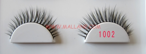 Real Mink Strip Lashes 1002