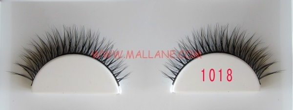 Real Mink Strip Lashes 1018