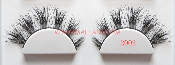 Real Mink Strip Lashes 2002