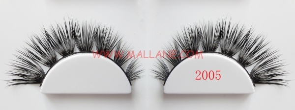 Real Mink Strip Lashes 2005