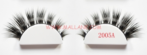 Real Mink Strip Lashes 2005A