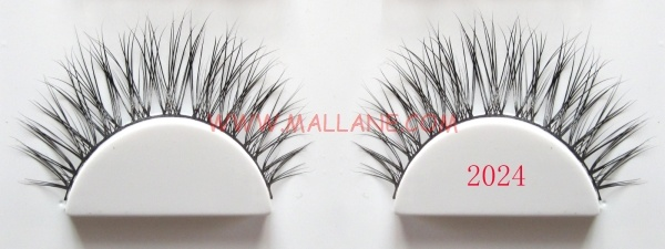 Real Mink Strip Lashes 2024