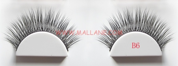 Real Mink Strip Lashes B6