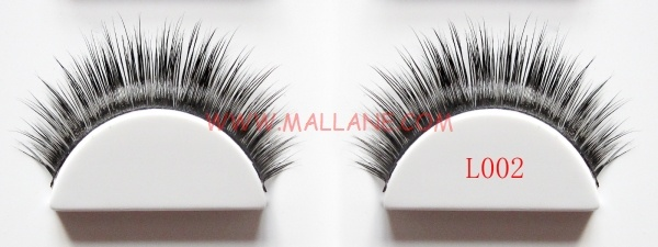 Real Mink Strip Lashes L002