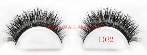 Real Mink Strip Lashes L032