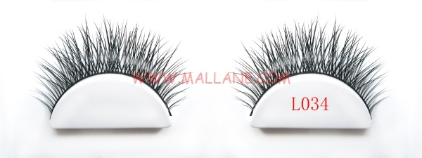 Real Mink Strip Lashes L034