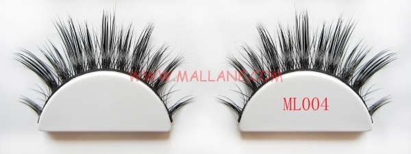 Real Mink Strip Lashes ML004