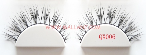 Real Mink Strip Lashes QX006
