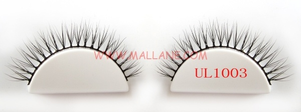 Real Mink Strip Lashes UL1003