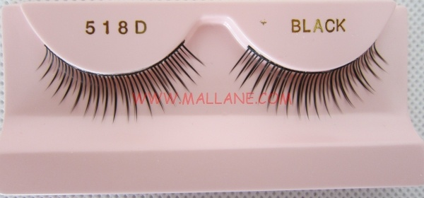 Synthetic Strip Lashes 518D