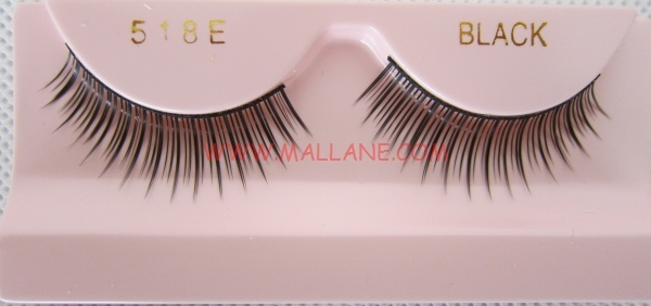 Synthetic Strip Lashes 518E