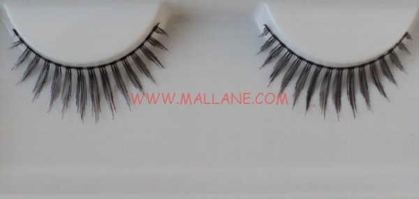 Synthetic Strip Lashes A008