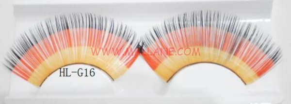 Synthetic Strip Lashes DE01