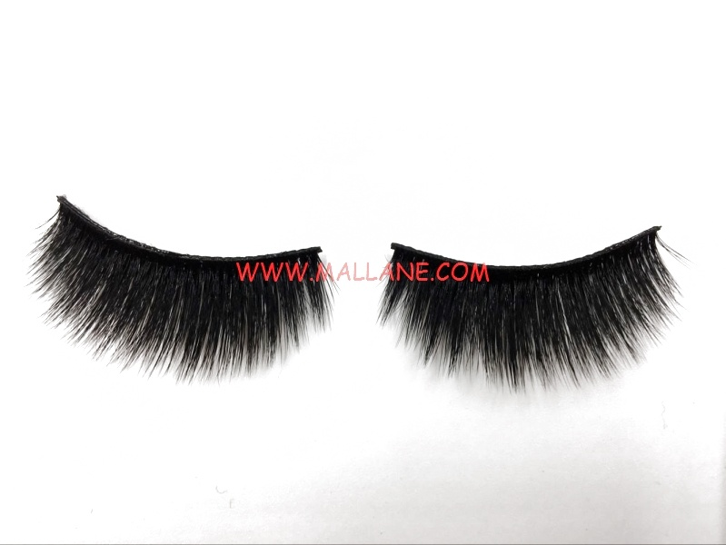 3D Style Faux Mink Strip Lashes T02