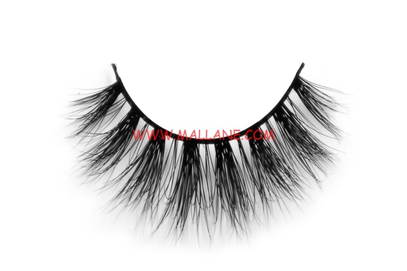 3D Style Mink Strip Lashes SD001