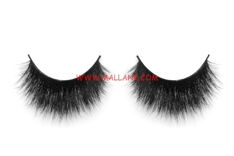 3D Style Mink Strip Lashes SD005