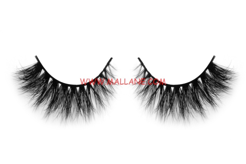 3D Style Mink Strip Lashes SD012