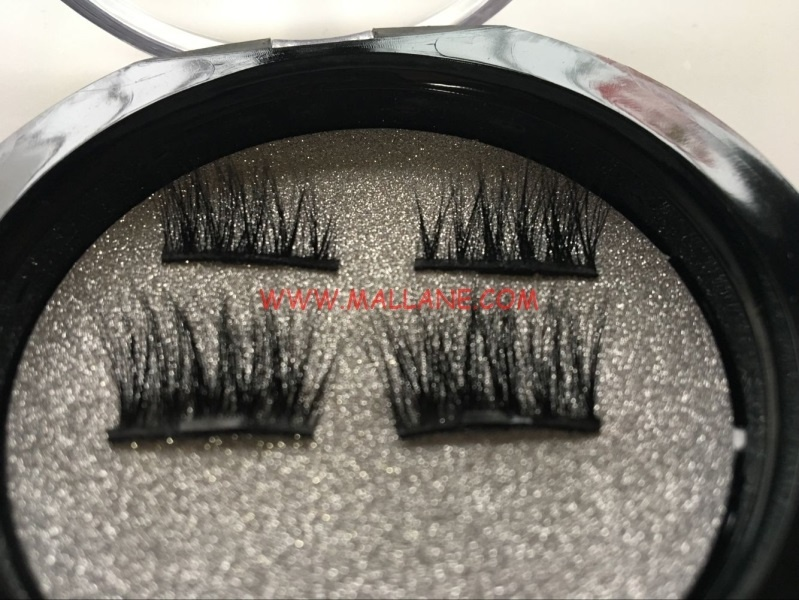 Magnetic 3D Mink Strip Lashes 04