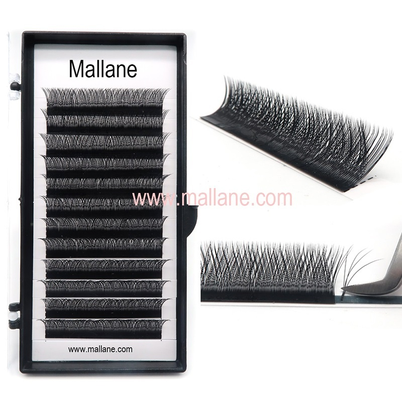 YY Lashes Premade Volume Fans Eyelashes Extension Professional