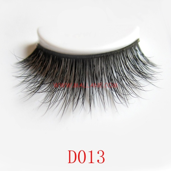3D Style Mink Strip Lashes D013