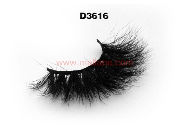 25mm 27mm 3D Mink Lashes Private Label Package