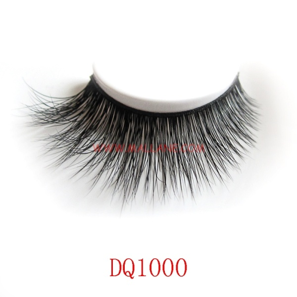 3D Style Mink Strip Lashes DQ1000