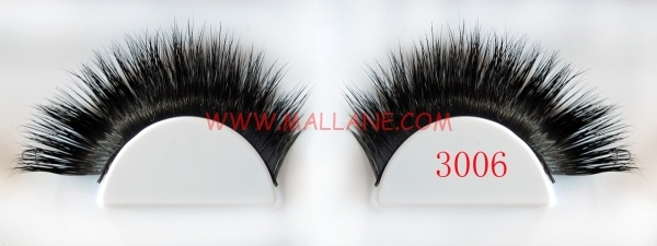 Double Layer Mink Strip Lashes 3006