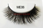 Luxury Sable Fur Strip Lashes ME06
