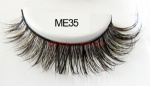 Luxury Sable Fur Strip Lashes ME35