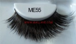 Luxury Sable Fur Strip Lashes ME55