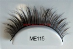 Luxury Sable Fur Strip Lashes ME115