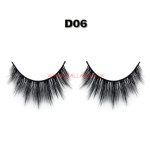 3D Style Faux Mink Strip Lashes D06