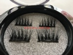 Magnetic 3D Mink Strip Lashes 01