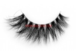 3D Clear Band Mink Strip Lashes SC17