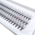 10D Hot Fusion Russian Volume Lash Extensions 0.10MM Lashes Private Label