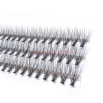 0.07 20D Hot Fusion Pre made Fan Volume Eyelash Extensions Factory