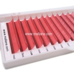 Pink Eyelash Box Bulk Eyelash Extension