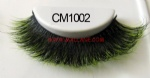 Colored Mink Strip Lashes CM1002