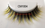 Colored Mink Strip Lashes CM1004