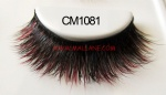 Colored Mink Strip Lashes CM1081