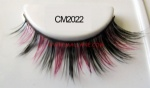 Colored Mink Strip Lashes CM2022